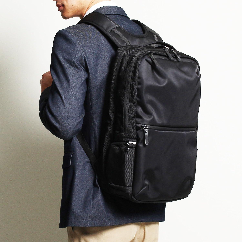 (ザ ショップ ティーケー) THE SHOP TK ポケット付ビジネスバックパック 61604391 B0787JNBZV ブラック(019) ブラック(019)