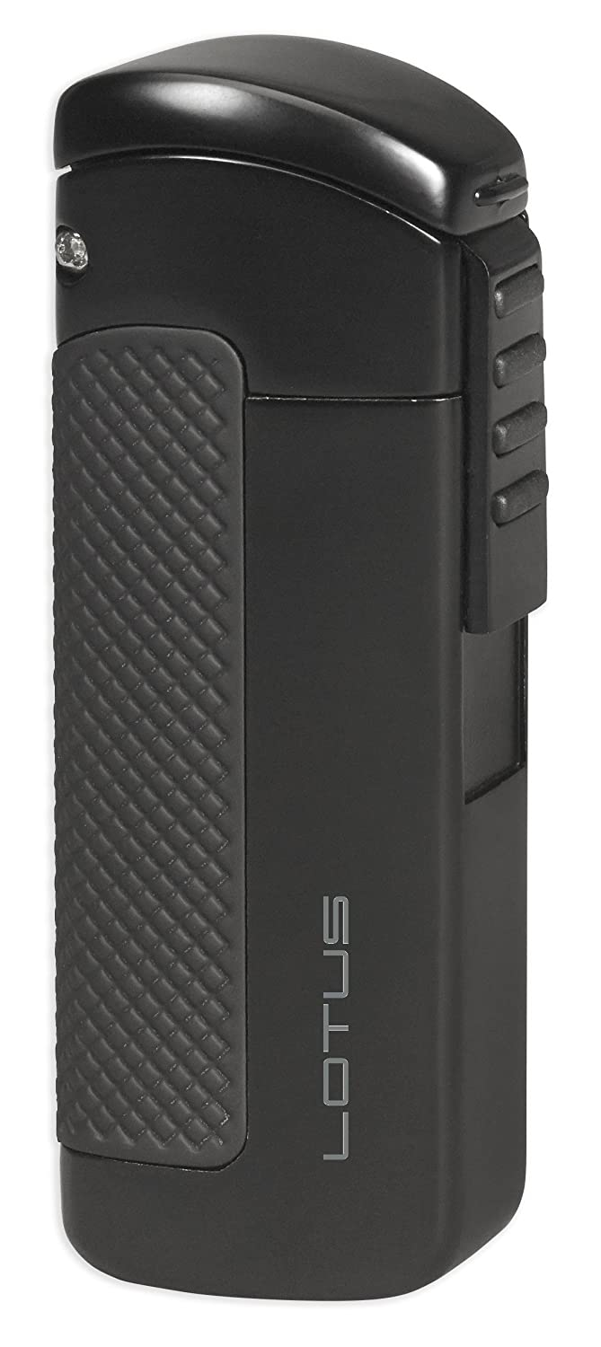 Lotus CEO Triple Torch Flame Lighter
