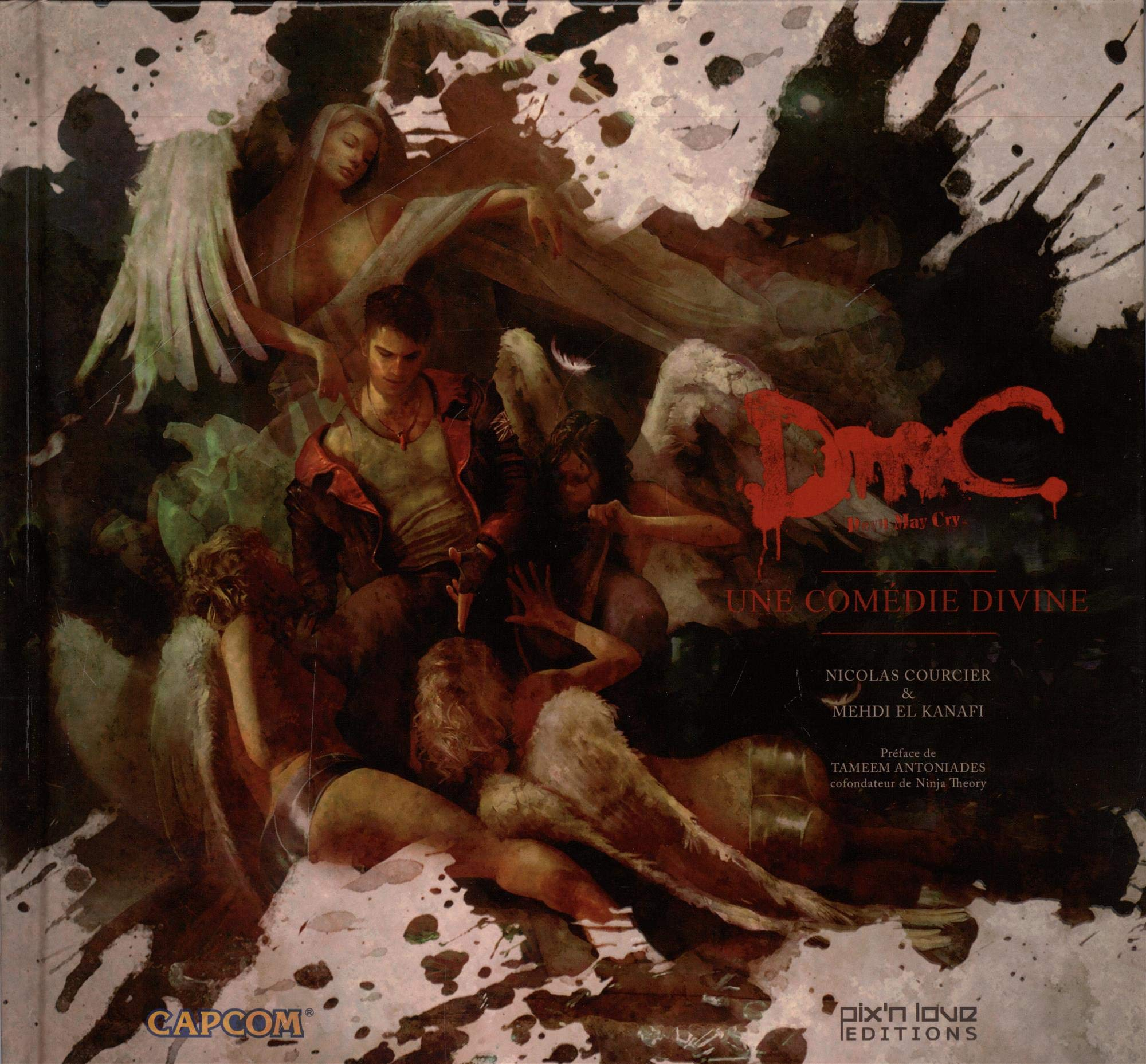 DmC Devil may Cry : Une comédie divine: Amazon.es: Nicolas ...
