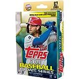 Topps 2020 Baseball Update Series Box 67 Cards