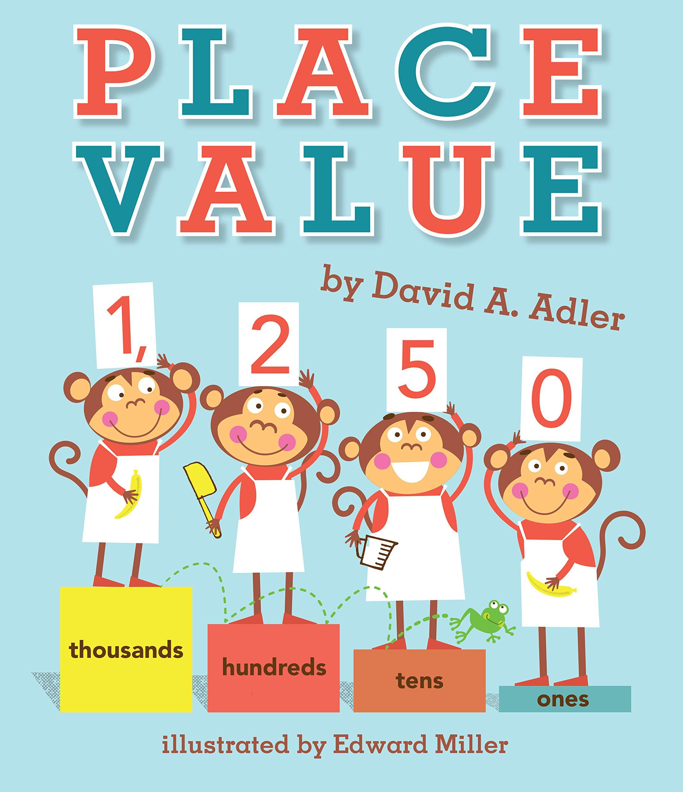 Place Value: Amazon.co.uk: David A Adler, Associate Professor of ...