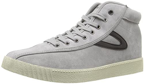 adacc0062870 Tretorn Men s Nylite Hi7 Fashion Sneaker Black  Amazon.ca  Shoes ...