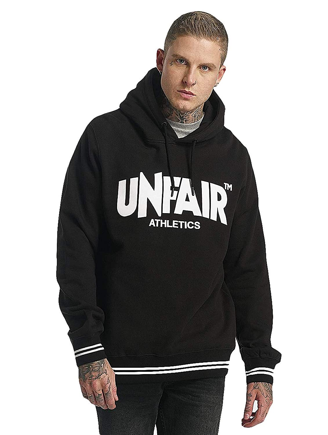 UNFAIR ATHLETICS Herren Hoody Classic Label