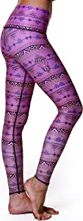 product image for teeki, Women's Hot Pants or Leggings, Choose Roses Pink Pattern