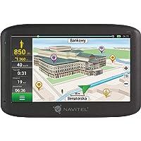 Navitel 8594181740012 E500 navigatiesysteem 5Navitel navigatiesysteem 5 inch display met Lifetime kaarten Europa