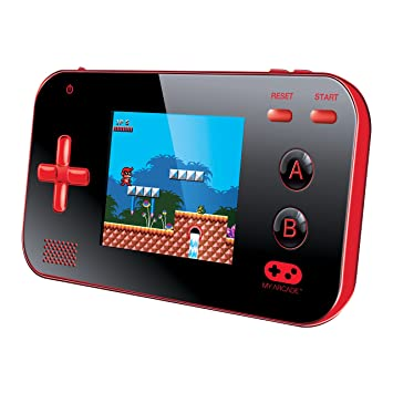 Amazon.com: My Arcade Gamer V Portable Gaming System - 220 Built ...