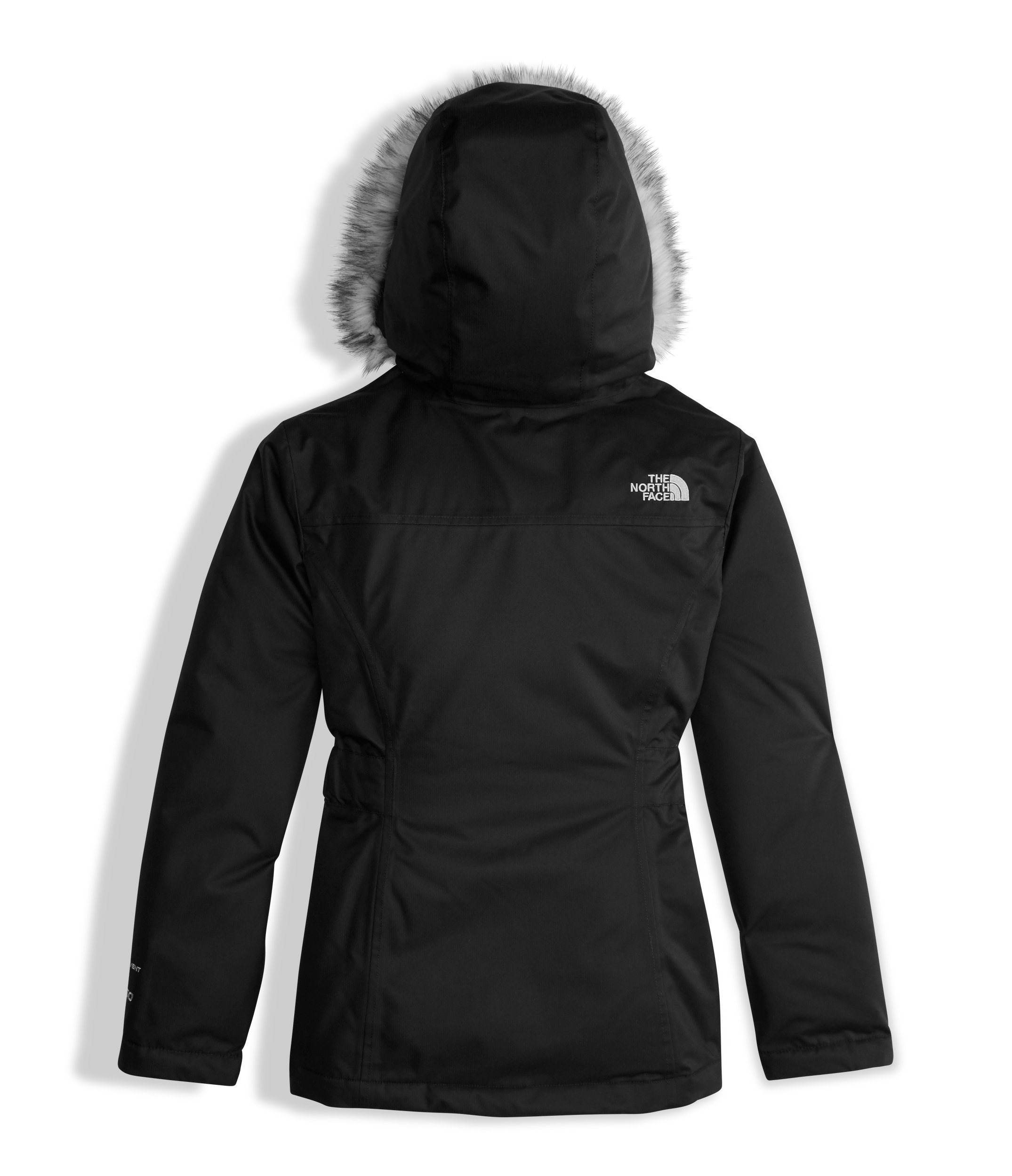The North Face Girl's Greenland Down Parka - Black - S (Past Season) by The North Face (Image #2)