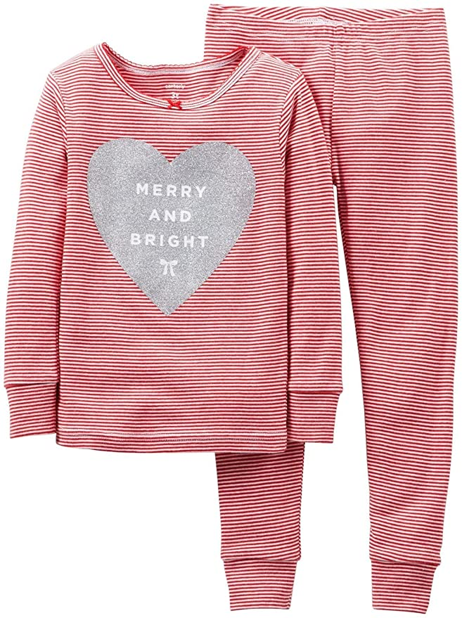 Little Girls' Kids Holiday Pajamas by Carter's