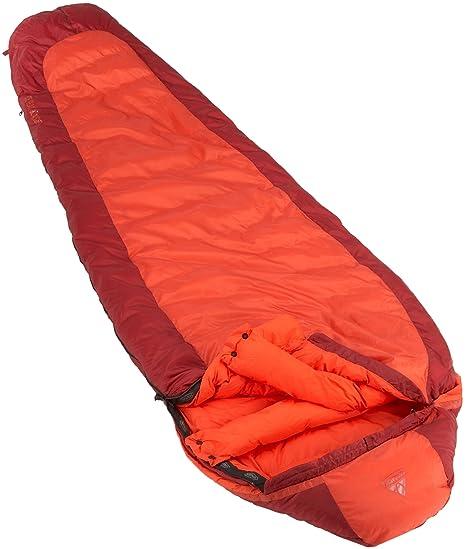 VAUDE 17170-001 saco de dormir de plumón Ice Peak Ultra Light 220, d