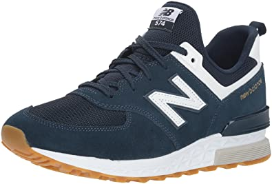 competitive price 6eec9 46332 New Balance Men s 574S Trainers Blue (Vintage Indigo White Fcn) 6.5 (40