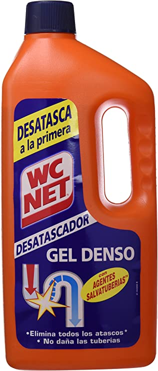 Wc Net Desatascador Energy - 1000 gr: Amazon.es: Belleza