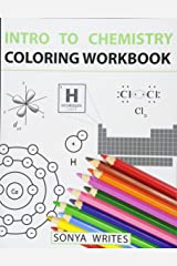 Intro to Chemistry Coloring Workbook Paperback