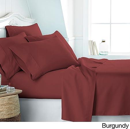 Kanak Bedding Juego de sábanas 100% algodón orgánico, 500 Hilos ...
