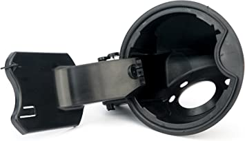 fits 2009-2014 Ford F-150 Fuel Filler Door Gas Tank Lid w//Hinge 9L3Z-9927936-B