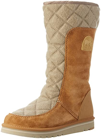 watch wholesale online 50% off Sorel The Campus Tall, Womens Boots, Brown (Elk 286), 7 UK: Amazon ...