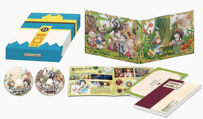 ハクメイとミコチ Blu-ray BOX 上巻(イベントチケット優先販売申券) B078WX1JB2