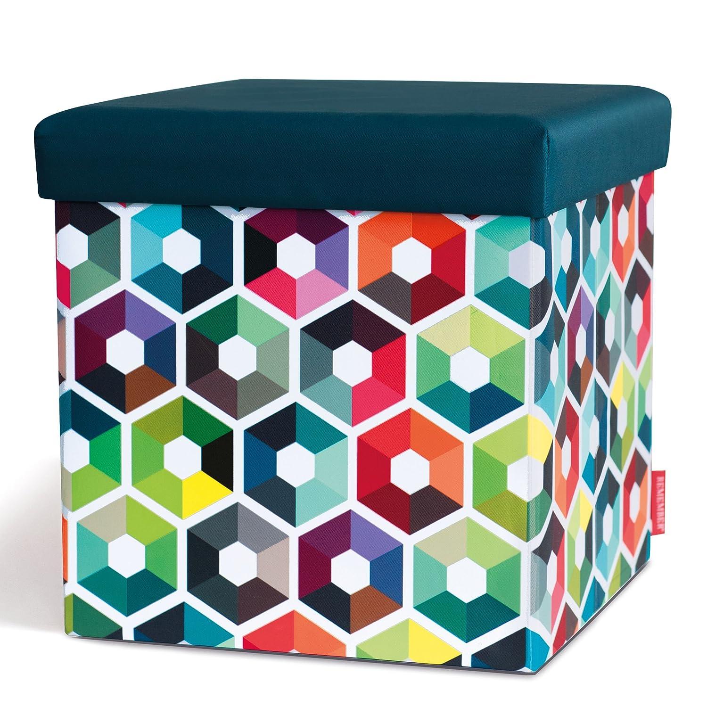 Remember Sitting Box Sgabello Contenitore HEXAGON DE001778