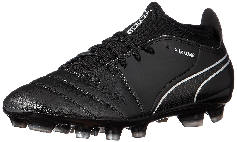 [プーマ] サッカースパイク PUMA ONE 17.3 HG (現行モデル) B0742MNN9S 24.5 cm|プーマ ブラック/プーマ ブラック/シルバー プーマ ブラック/プーマ ブラック/シルバー 24.5 cm