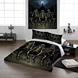 HEAR NO EVIL Duvet & Pillows Case Covers Set Officially Licensed