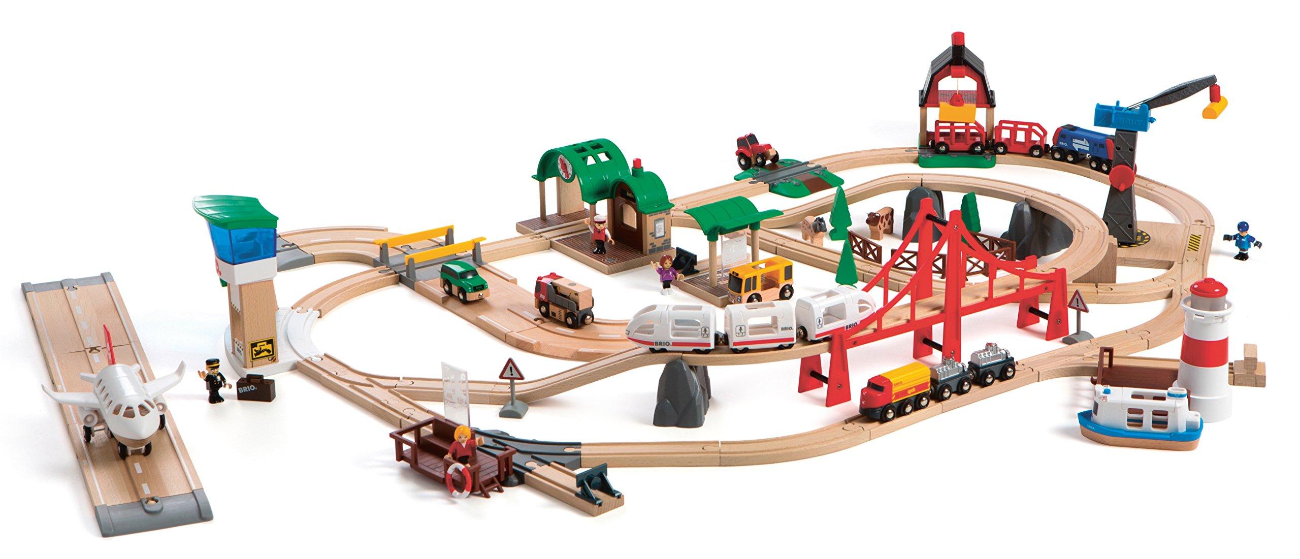 BRIO Railway World Deluxe Set by Brio (Image #2)
