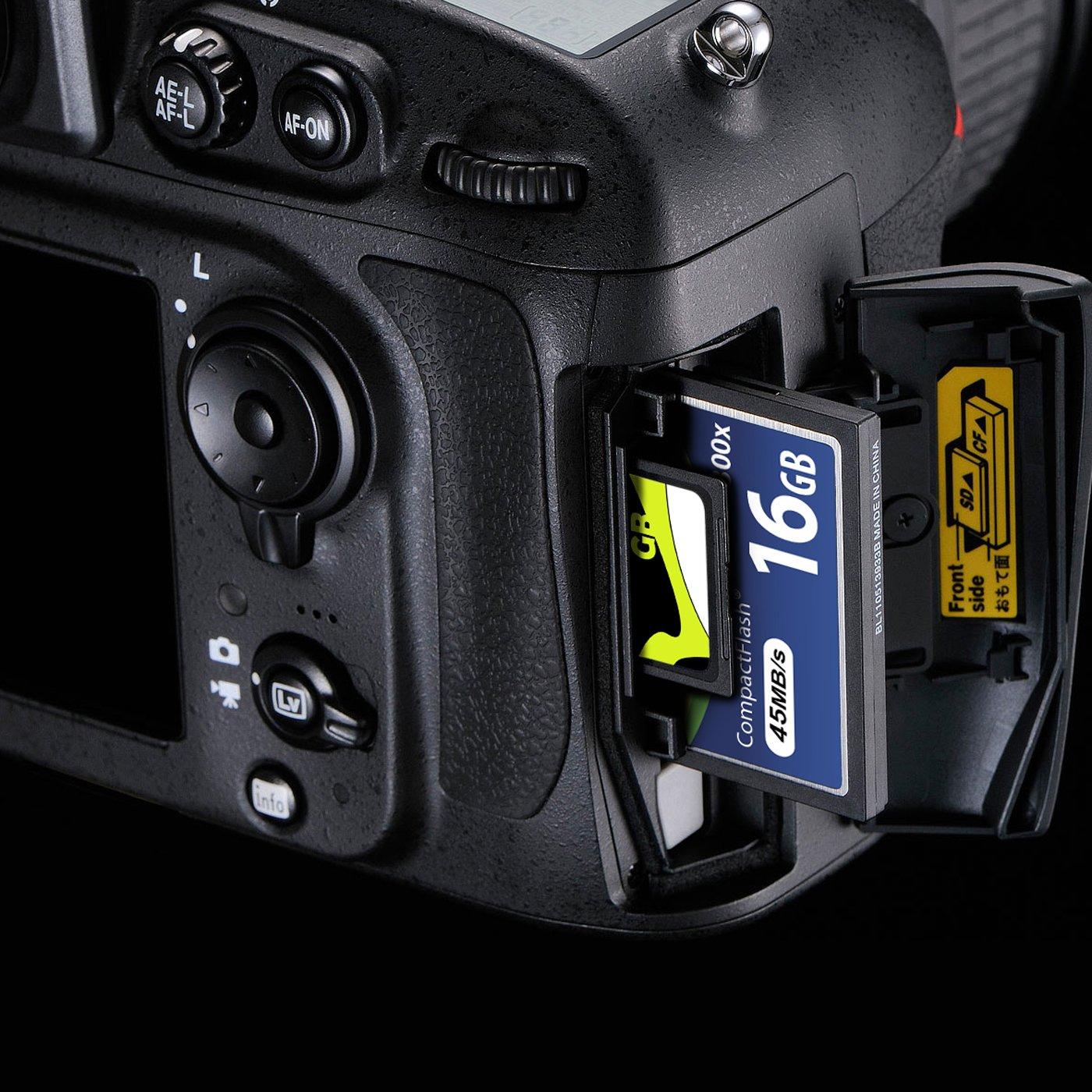 NEW 16GB HIGH SPEED 300x 45MB//s CF Compact Flash MEMORY CARD FOR Konica Minolta e-mini M Konica Minolta Maxxum 5D Konica Minolta Maxxum 7D Konica Minolta RD-3000 SLR DIGITAL CAMERA UK