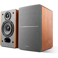 Edifier P12 Passive Bookshelf Speakers - 2-Way Speakers with Built-in Wall-Mount Bracket - Needs Amplifier or Receiver…