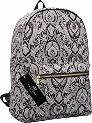 be4a7b40536b Canvas Backpack Rucksack - Girls Ladies Womens Casual Daypack Bags - 15  COLOURS - 20 Litre