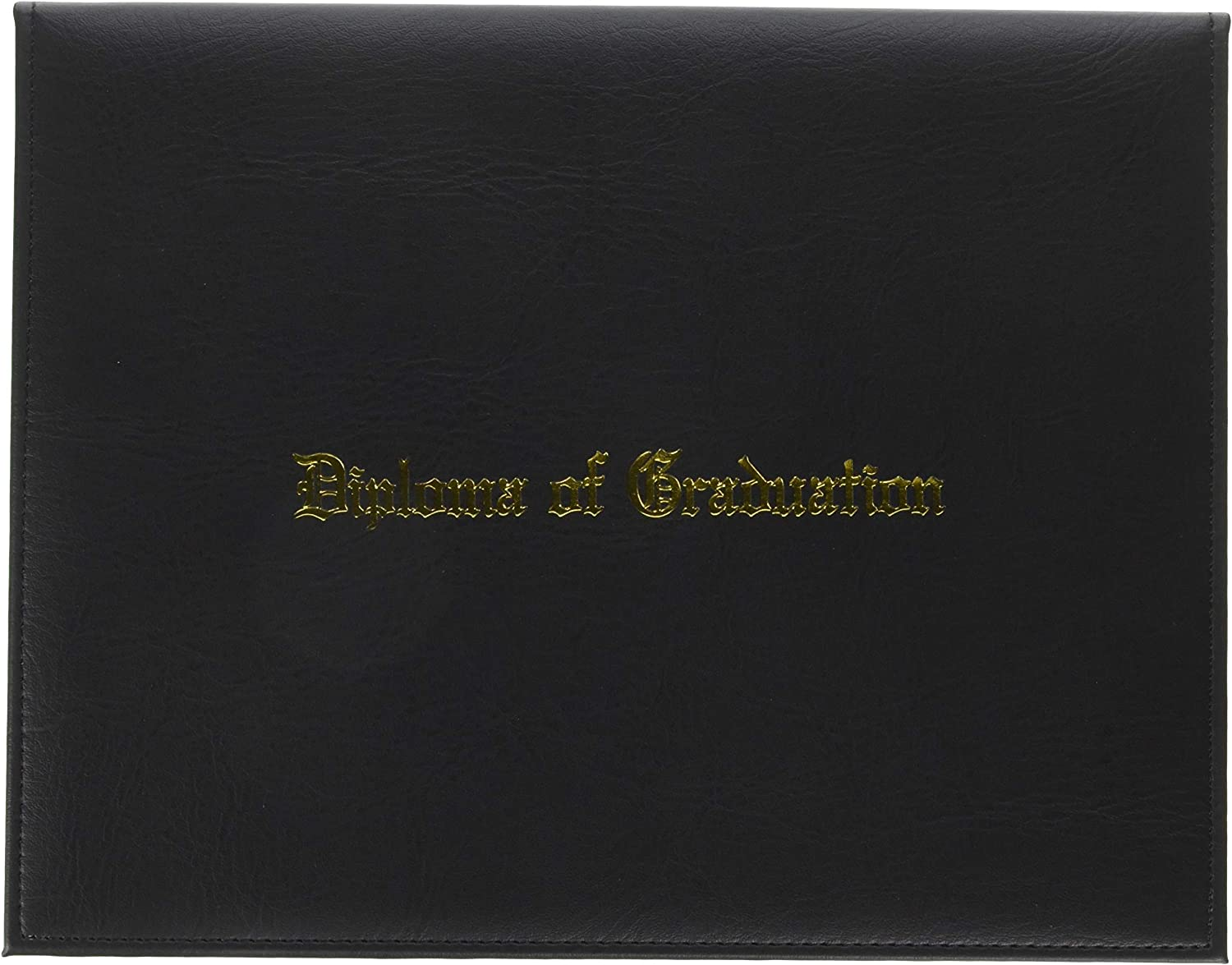 GraduationMall Smooth Diploma Certificate Cover 8 1//2 x 11 Purple