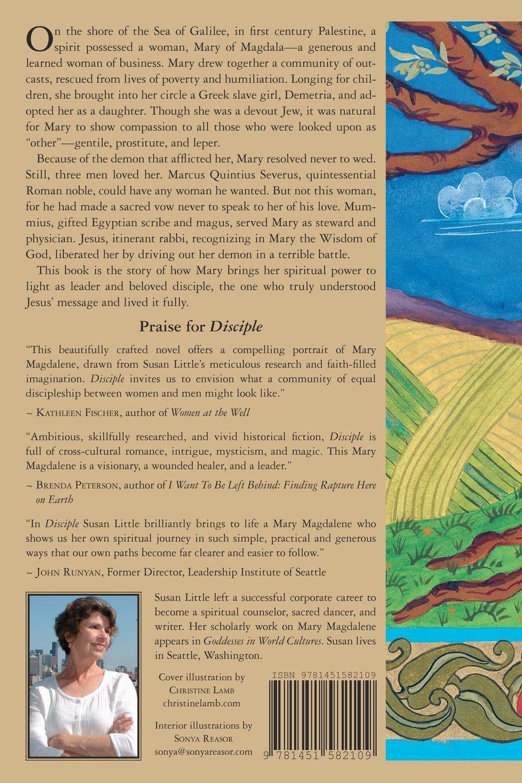 Disciple: A Novel of Mary Magdalene: Susan Little: 9781451582109:  Amazon.com: Books