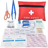 Oziral Botiquín Primeros Auxilios, Mini Kit de Primeros