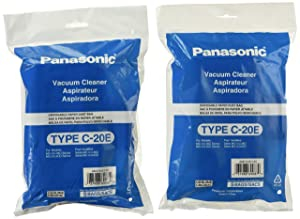Panasonic AMC94KYZ0 Type C-20E Canister Vacuum Bags (10 Bags)