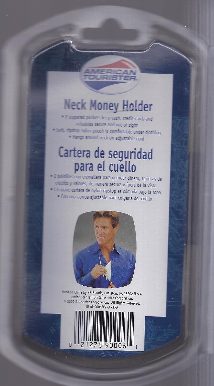 Amazon.com : American Tourister Neck Money Holder : Business Card Holders : Electronics