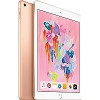 Apple iPad 2018, Dorado, 32 GB (Reacondicionado)
