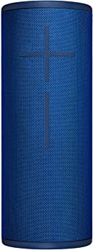 Oferta amazon: Ultimate Ears Megaboom 3 Altavoz Portátil Inalámbrico Bluetooth, Graves Profundos, Impermeable, Flotante, Conexión Múltiple, Batería de 20 h, color Azul