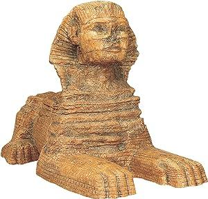 Design Toscano WU69354 Great Sphinx of Giza Sculpture - Medium, Single