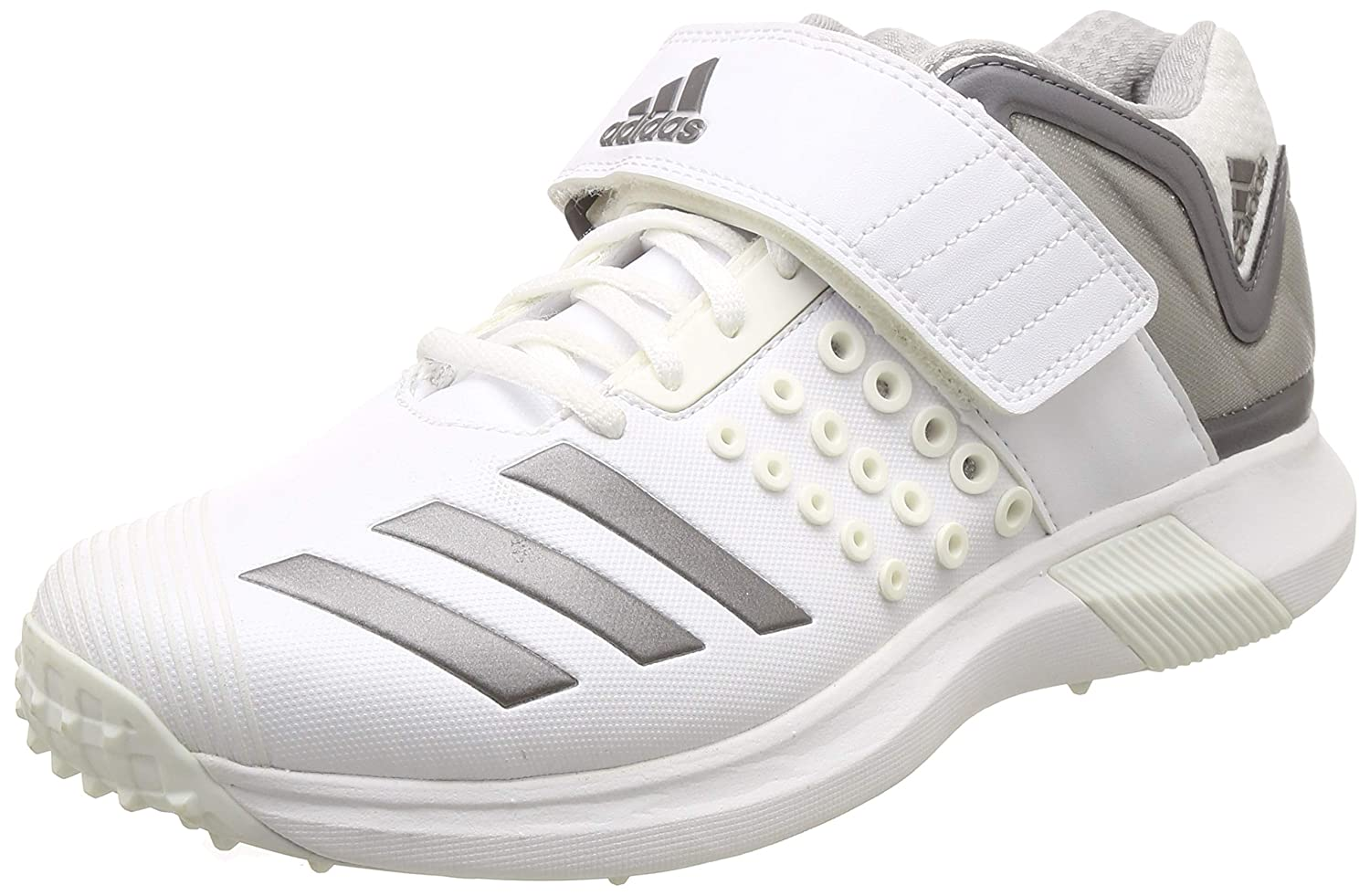 Adipower Vector Mid Cricket Shoes