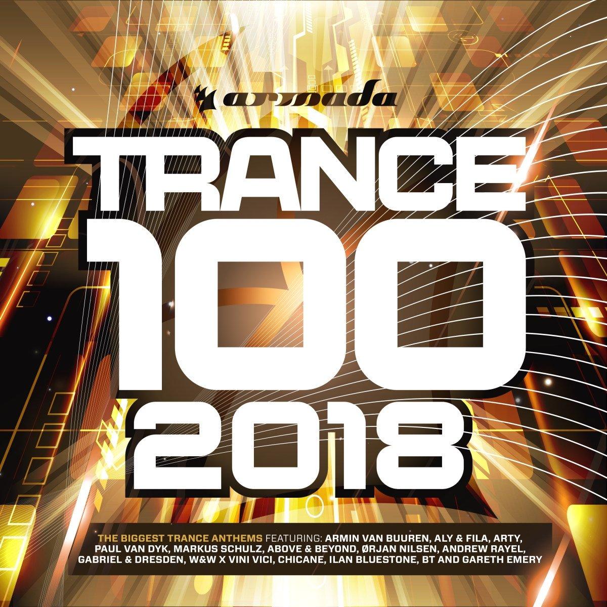 Disco Trance 100 - 2018