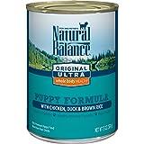 Dick Van Patten's Natural Balance® Natural Balance Original Ultra Whole Body Health Puppy Formula Canned Dog Food