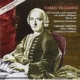 Tessarini: 10 Violin Concerti