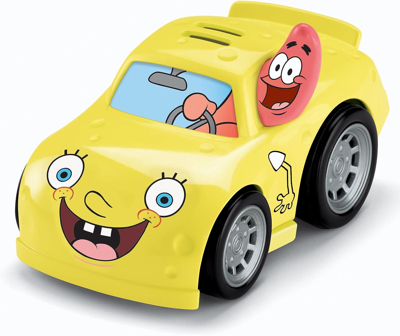 Fisher-Price Shake 'n Go! SpongeBob Patrick Stock Car