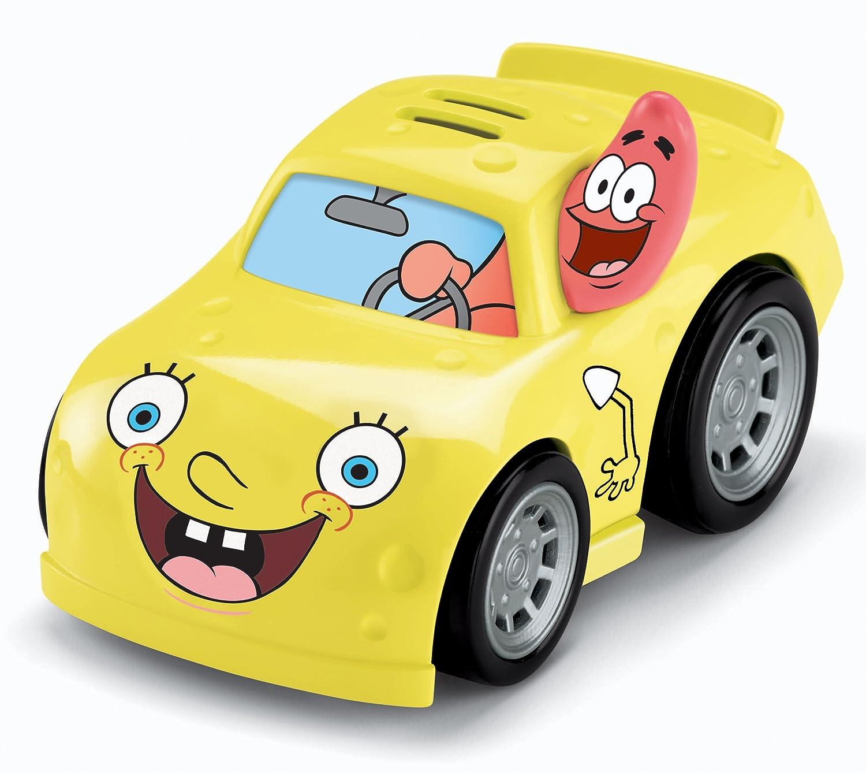 Amazon.com: Fisher-Price Shake 'n Go! SpongeBob Patrick Stock Car ...