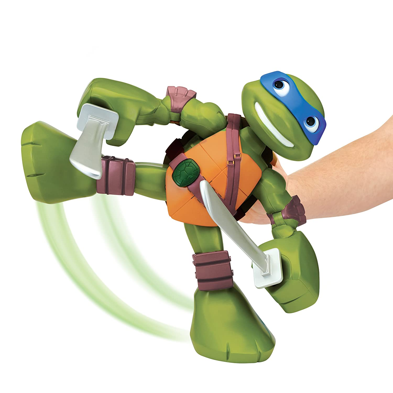 Leonardo Mega Mitad Carcasa héroes de Las Tortugas Ninja ...