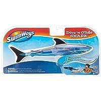 "SwimWays 12336 Dive N Glide Shark Pool Diving Toy 8"""