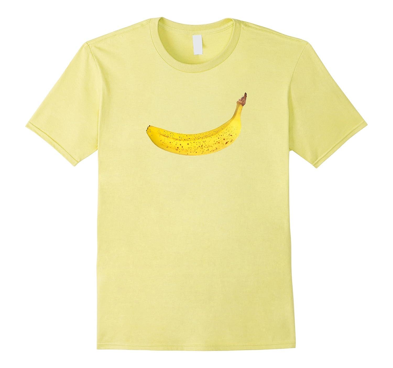 Banana Shirt Funny Fruit Picture Health Food T-Shirt-TJ