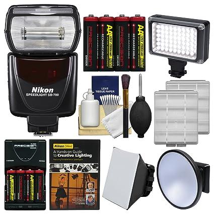 amazon com nikon sb 700 af speedlight flash with soft box video rh amazon com sb-700 user manual pdf sb-700 user manual pdf