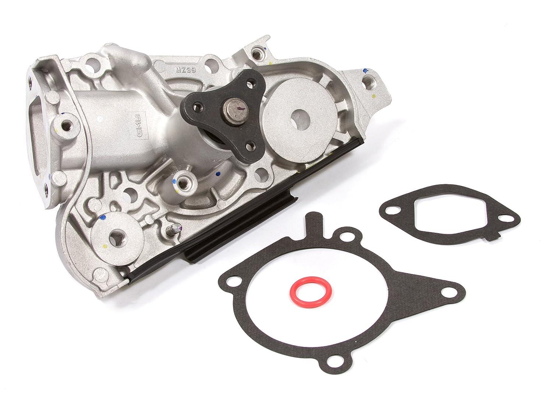 Evergreen tbk308wp 99 - 01 Mazda Protege 1.6L DOHC 16 V ZM Kit de Correa dentada GMB Bomba de agua: Amazon.es: Coche y moto