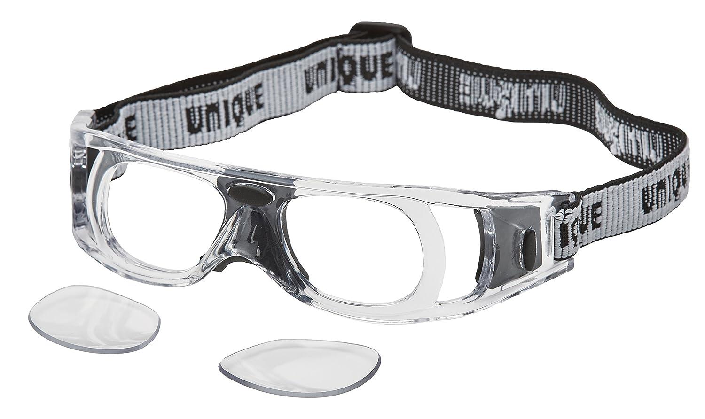 44ea0ad073a Amazon.com   Unique Sports Rx Specs Eyeguards for Prescription lenses    Sporting Goods   Sports   Outdoors
