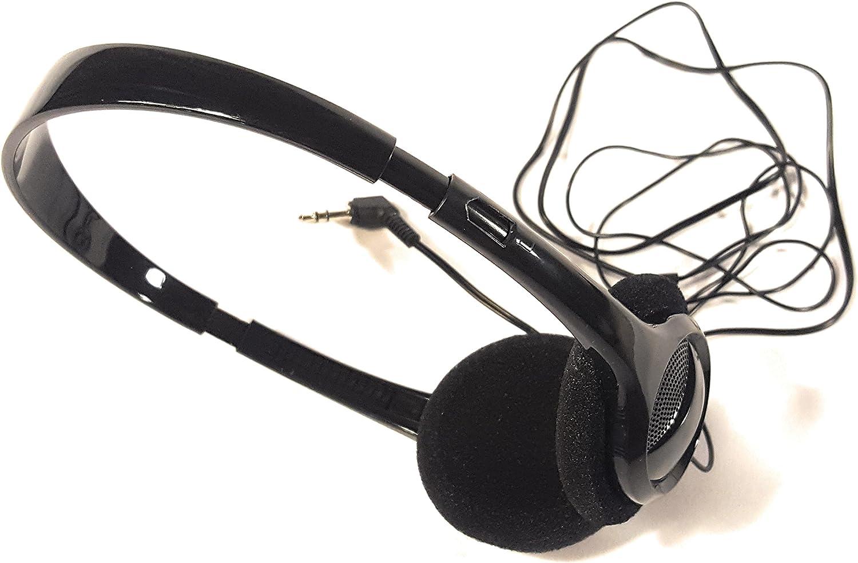 Onn On-Ear Headphones