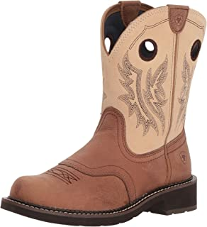 4a037c3f42b2 ARIAT Women s Fatbaby Heritage Cowgirl Western Boot