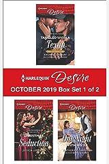 Harlequin Desire October 2019 - Box Set 1 of 2 Kindle Edition